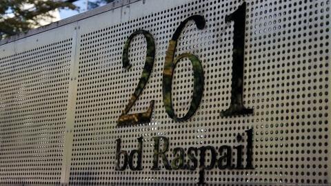 261 Bd Raspail