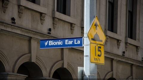 Bionic Ear Lane
